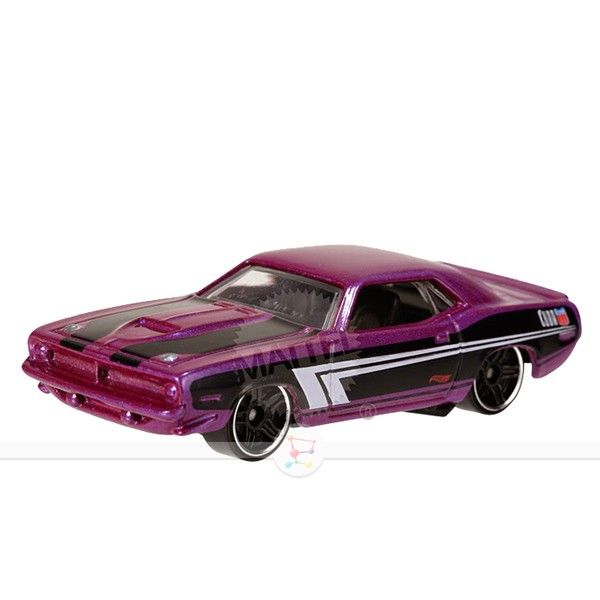 '70 Plymouth AAR Cuda - Hot Wheels