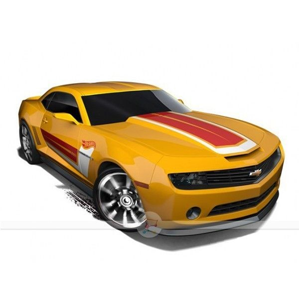'13 Hot Wheels Chevy Camaro Special Edition - Hot Wheels