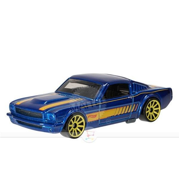 '65 Mustang 2+2 Fastback - Hot Wheels