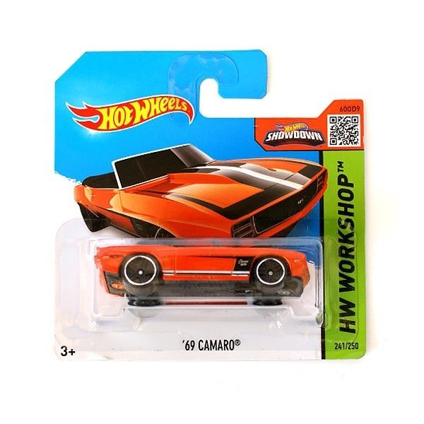 '69 Camaro - Hot Wheels