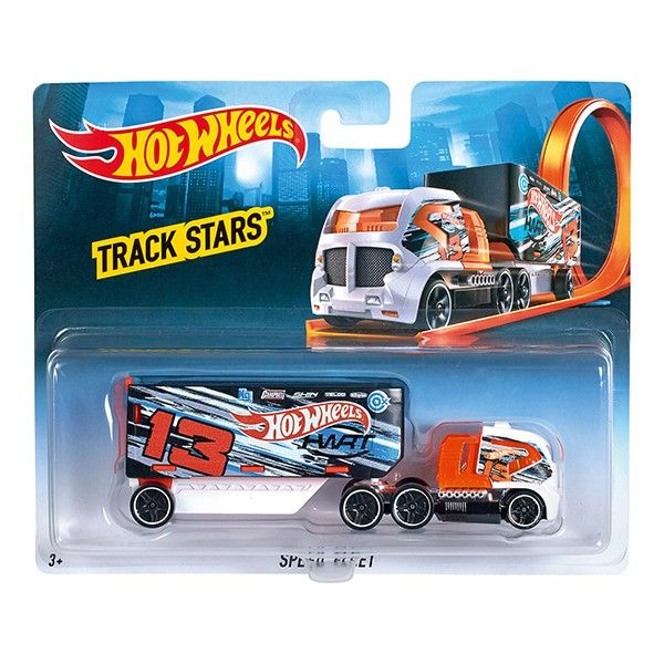 Трейлер Hot Wheels BFM60-BFM62