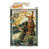 Фото Автомобиль Hot Wheels Marvel Loki GDG83-6
