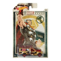 Фото Автомобиль Hot Wheels Marvel Thor GDG83-5