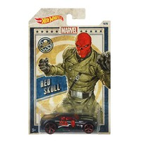 Фото Автомобиль Hot Wheels Marvel Red Skull GDG83-4