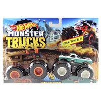Фото Набор Hot Wheels Monster Trucks 2 автомобиля FYJ64-1