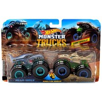 Фото Набор Hot Wheels Monster Trucks 2 автомобиля FYJ64-6