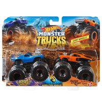 Фото Набор Hot Wheels Monster Trucks 2 автомобиля FYJ64-7