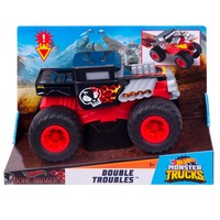 Фото Машинка Hot Wheels Monster trucks Bone shaker GCG06-2