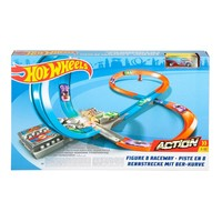 Фото Трек Hot Wheels Шальная восьмерка GGF92