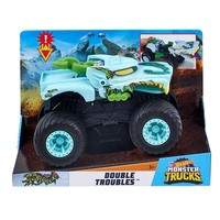 Фото Машинка Hot Wheels Monster trucks Mega wrex GCG06-3