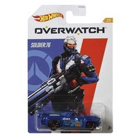 Фото Автомобиль Hot Wheels Overwatch Character Soldier76 GDG83-13