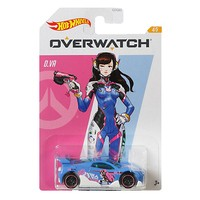 Фото Автомобиль Hot Wheels Overwatch Character GDG83-14