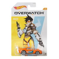 Фото Автомобиль Hot Wheels Overwatch Character Tracer GDG83-16